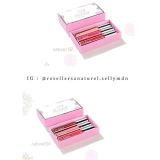 Lip Cream set