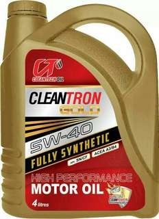 Engine Oil (CleanTechOil)