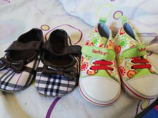 Baby Shoes Pre Walker Take all for 200