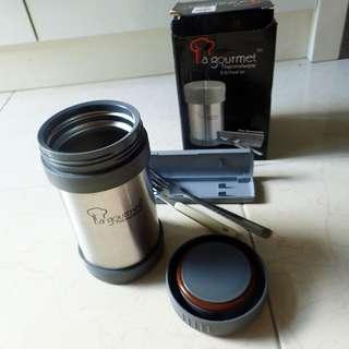 LaGourmet Thermalware 0.5L Food Jar