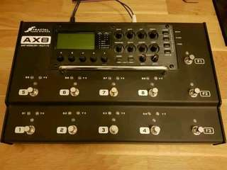 WTT: Fractal audio ax8 to axe fx2 xl+ or kemper