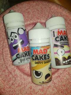 Madcakes E-Juice 100ml