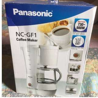 Panasonic NC-GF1 Coffee Maker