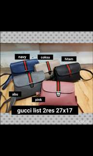 Gucci list 2res