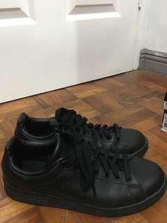 Authentic Adidas Stan Smith Triple Black