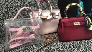 Hermes jelly take all