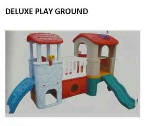 Playground in door
