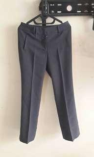 Grey  pantalon