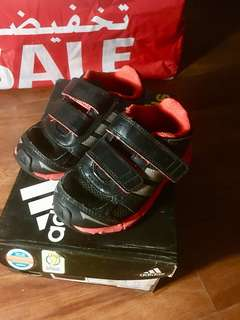 Baby shoes.. adidas shoes