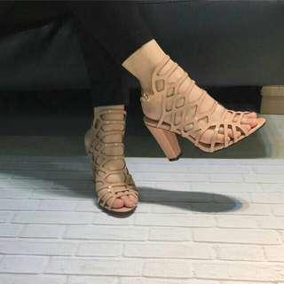 Steve Madden square heels 10cm