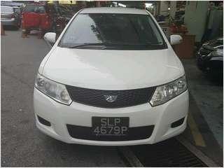 Toyota Allion A15 Auto