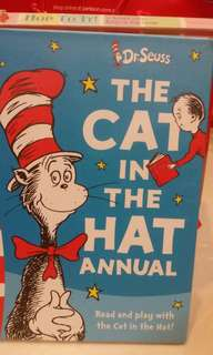 Dr . Seuss -The Cat In The Hat Annual