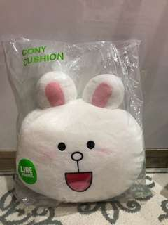 line cony cushion doll official