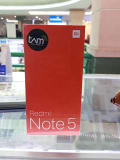 Xiaomi redmi note 5 cash & kredit