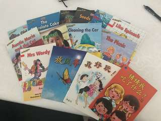 🚚 For early readers books 4-6 years Old