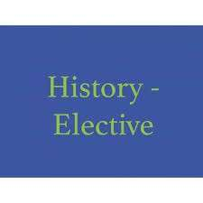 2017 other schools history elective paper