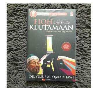 Fiqh Keutamaan Dr Yusuf Al Qaradhawi