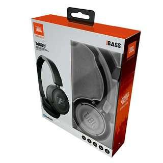 🚚 🆒🆕 JBL T450BT Bluetooth Headband Wireless Headphone Music Headset Portable HIFI Bass Earphone with Mic