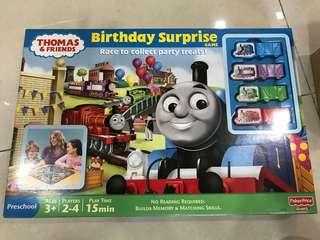 Thomas the train- Birthday Surprise game