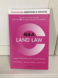 Oxford Q&A Land Law