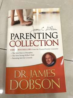 James Dobson Parenting Collection