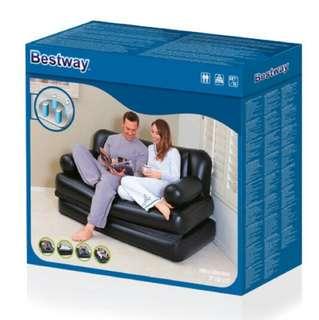 Bestway 5n1 inflatable sofabed