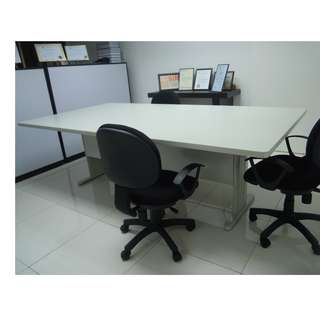 CD-REC TABLE  Rectangular conference desk office furniture