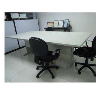 CD-REC TABLE  Rectangular conference desk office furniture