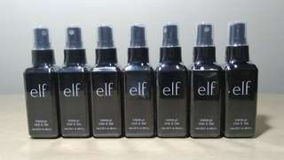 Elf Makeup Mist and Set