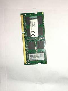 Kingston 8GB DDR3 1600Mhz 1.35V for Laptop Ram