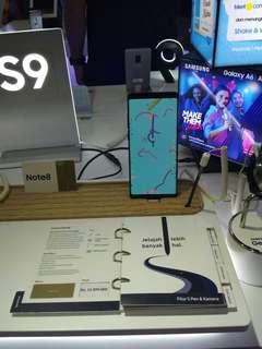 Samsung note8 bisa di cicil,proses cepat 3 menit