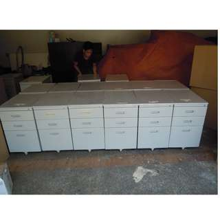 MOBILE PEDESTAL CABINET  office furniture partition