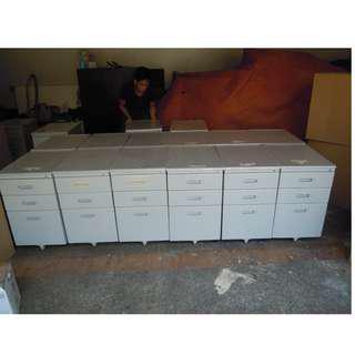 MOBILE PEDESTAL CABINET  office furniture partition