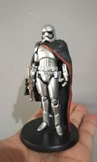 Star wars catain phasma figure