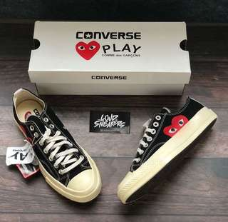 Converse CT x CDG Play
