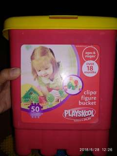 Playskool Bricks Ori