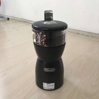DeLonghi Coffee Maker - Coffee Grinder KG40