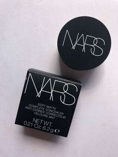 NARS concealer in medium 1 custard
