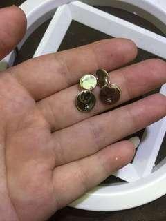 S4 925 银耳环