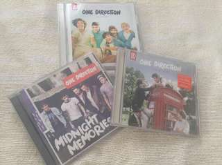One Direction album bundle