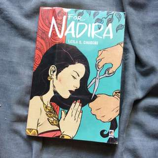 For nadira by Leila S. Chudori