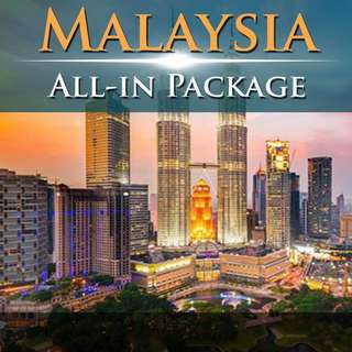 MALAYSIA ALL IN PACKAGE