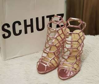 UNUSED. SCHUTZ SIZE 7 ❤️MARK DOWN SALE P8995 ONLY❤️ ✖️✖️P12k✖️✖️ With box Brand new condition Swipe for detailed pics