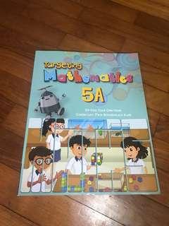 p5 maths textbokk