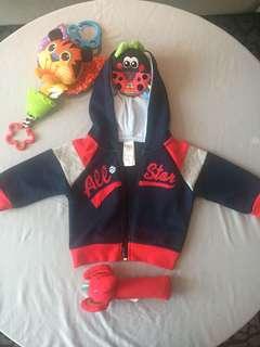 jacket bayi carter 0-3m