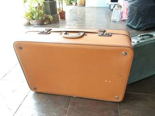 Vintage big luggage