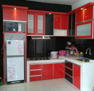 Kitchen set bisa kredit