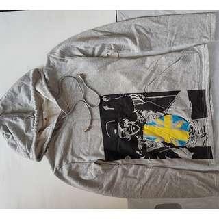 🚚 Vintage Hoodie, Retro Hoody, Rare John Galliano Designer Pullover with Hoody, Warm Jacket, Italy, Hip Hop, Hipster, Rock Star, Street Fashion, Original
