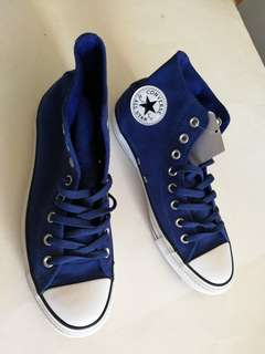 Converse All Star 猄皮面Suede surface