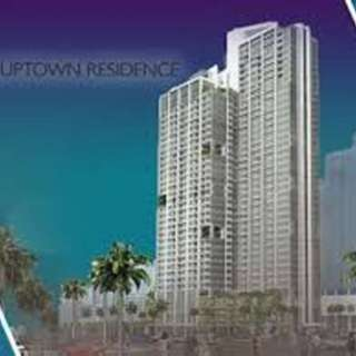 One Uptown Residences, 2 Bedroom for Rent, CRD22261